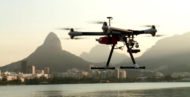 drone Rio